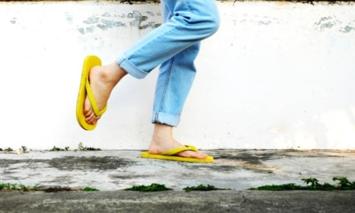 Why You Should Ditch Your Flip Flops